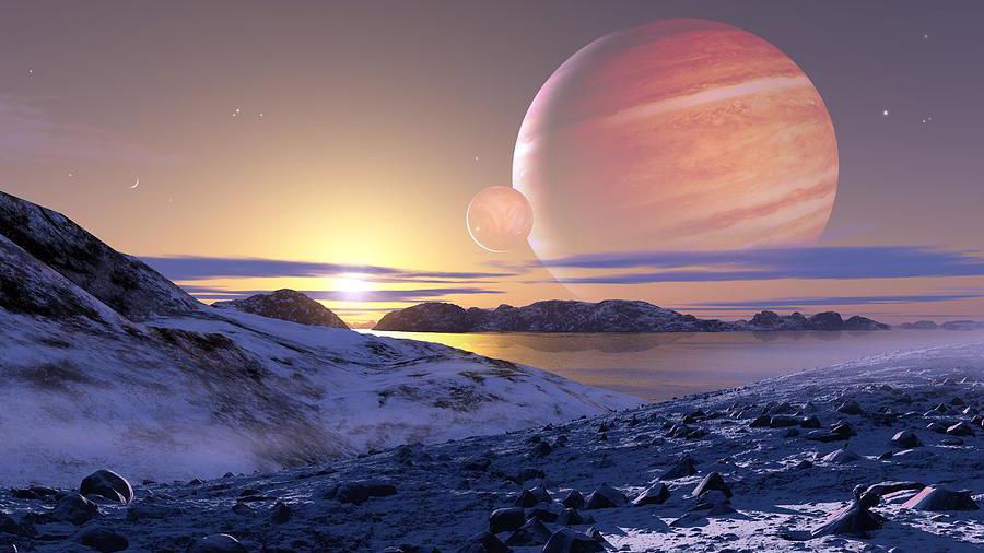 Űrhajós mérnök lett a háziasszony – Interjú Kyra Potter sci-fi írónővel