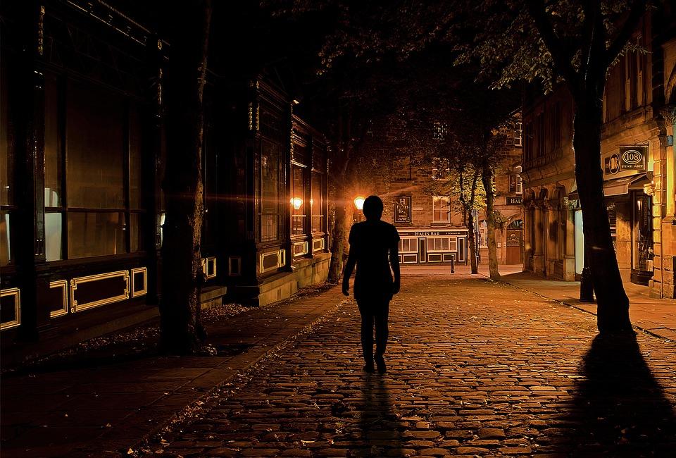 Éjszakai séta