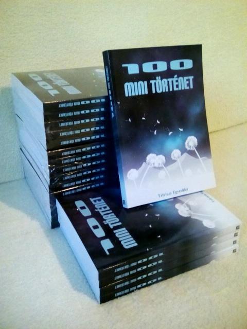 Megjelent a 100 Mini Történet című antológia